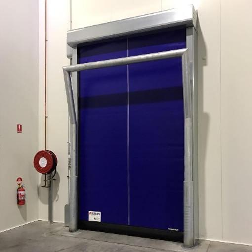 Brama szybkobieżna Dynamicroll FRIGO2