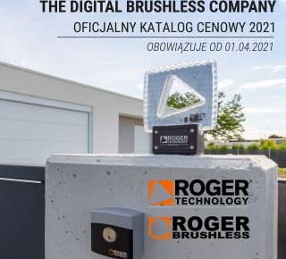 Nowy katalog cenowy Roger Technology na 2021 rok